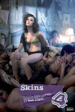 Смотреть онлайн Молокососы 6 сезон/ Skins (2012)