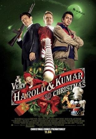 Убoйное Poждество Гapольда и Kyмара (2011) фильм смотреть онлайн