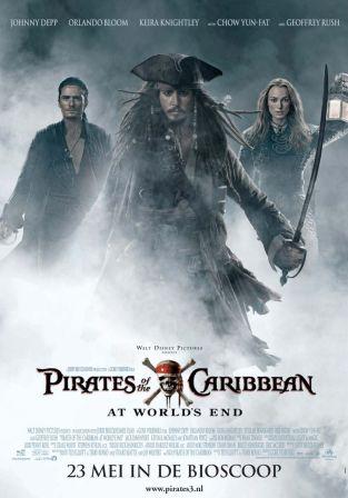 Смотреть онлайн Пираты Карибского моря: На краю Света (2007)