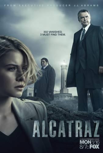 Смотреть онлайн Алькатрас 1 сезон (2012)