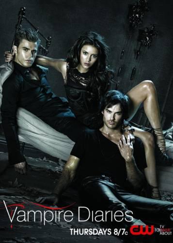 Дневники вампира 2 сезон (2010) сериал смотреть онлайн